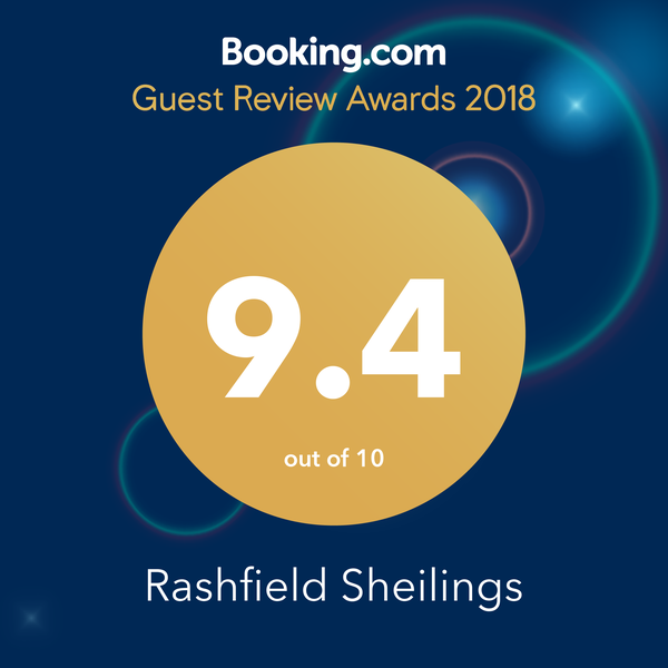 Rashfield Sheilings - Winner