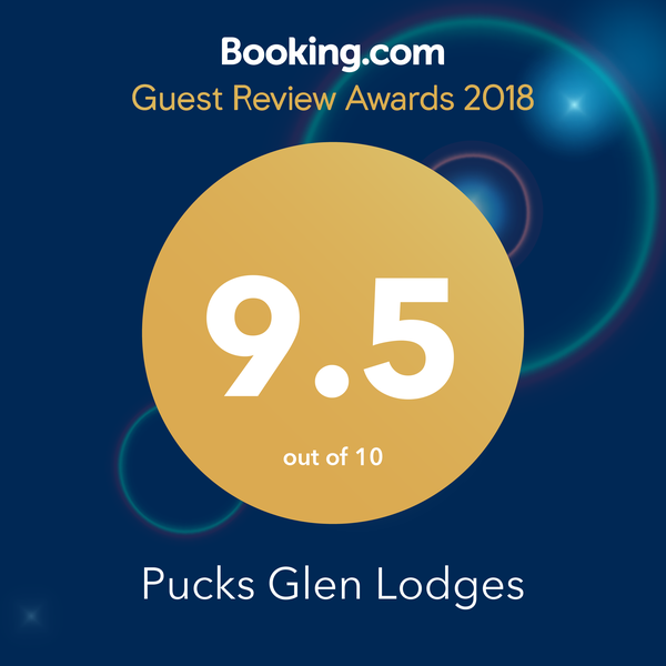 Pucks Glen Lodges - Winner